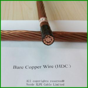Hdc Earthing Conductor Copper Wire Cable pictures & photos