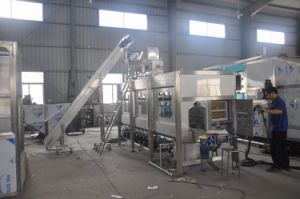 3/5 Gallon Automatic Water Packing Bottling Filler pictures & photos