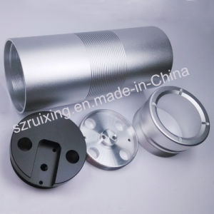 Aluminum CNC Part of Flashlight Accessories