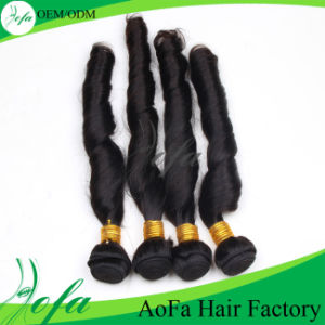 New Style Human Hair Remy Virgin Hair Weft pictures & photos