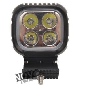 Square 40W LED Work Light with CE RoHS