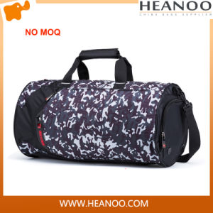 Men Outdoor Sports Duffle Gym Bag with Shoe Compartment pictures & photos