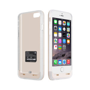 New Products for 2016 External Power Case for iPhone 6s Mfi 3200mAh Battery Case Fast Charging Colorful Power Bank Case