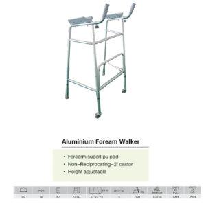 Forearm Support Walker