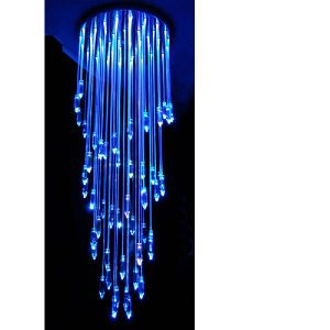 Plastic Optical Fiber Chandelier