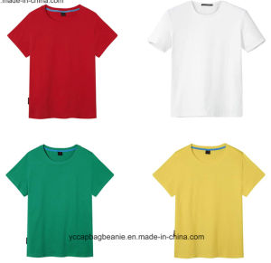 2016 Hot Custom Cheap Colourful T-Shirts pictures & photos