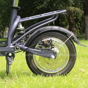 12 Inch 36V 300W Folding Electric Scooter for Adults (ES-1202) pictures & photos