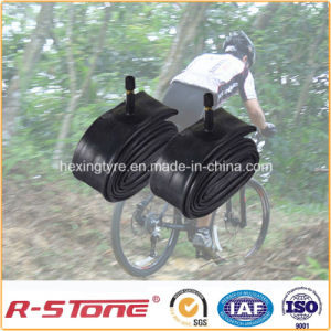 High Quality Butyl Bicycle Inner Tube 18X2.125 pictures & photos