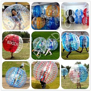 Cheap Adult Human Inflatable Buddy Bumper Bubble Ball Suit, Loopy Ball, Inflatable Ball pictures & photos