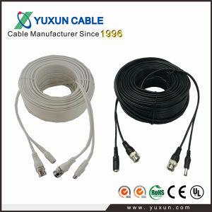 CCTV Camera Surveillance Mini Rg59 BNC DC Patch Cable