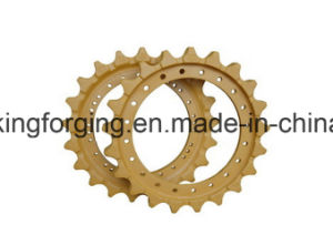 Forging Sprocket for Excavator (undercarriage parts) pictures & photos