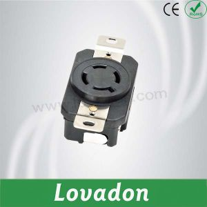 L18-20r American Four-Hole Anti-off Outlet pictures & photos