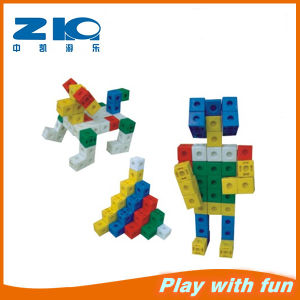 Environmental Plastic Building Blocks for Day Care Centers pictures & photos
