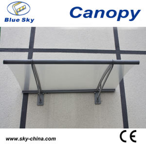 Steel Structure Polycarbonate Canopy Awnings (B900) pictures & photos