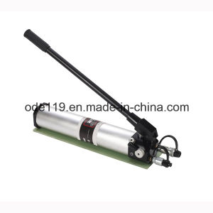 China Making Hydralic Manual Pump Wiyh 5-10MPa Output Pressure pictures & photos