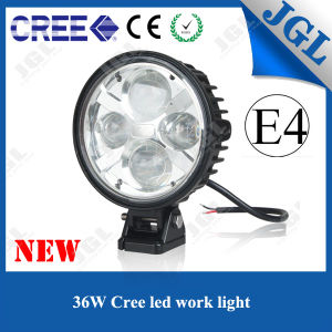 36W LED Auto Work Light 12V Motorcycle Headlight pictures & photos