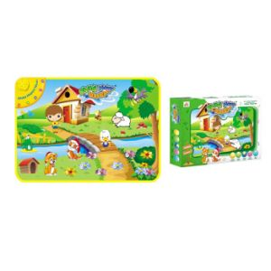 Baby Musical Learning Carpet English Language Educational Toy pictures & photos