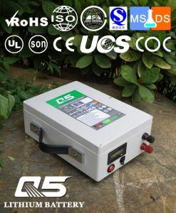 Industrial Lithium batteries Lithium LiFePO4 Li(NiCoMn)O2 Polymer Lithium-Ion Rechargeable 3.7V 7.4V 12V 24V 36V 48V 60V 72V pictures & photos