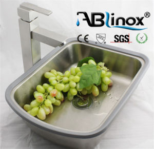Eco-Friendly Ss 304 Wash Basin Water Tap (AB009) pictures & photos