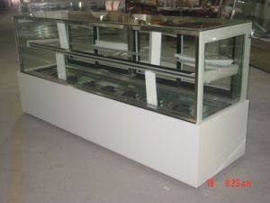 Beautiful and Cheap Refrigerated Display Case of Cakes pictures & photos