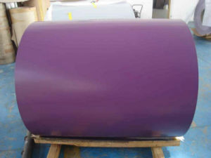Prepainted Galvalume Steel Coil 0.40*1000*Coil Ral 9003 pictures & photos