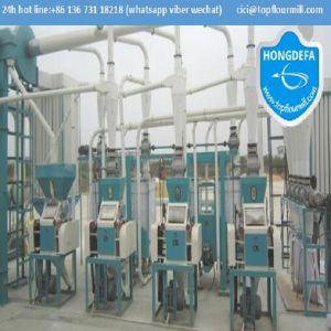 Super Fine Flour Maize Mill Machine for Africa Flour Mill Maize Mill (20t per day) pictures & photos