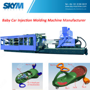 130ton Injection Molding Machine pictures & photos