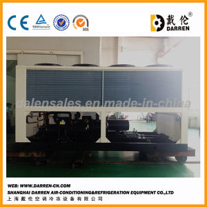Large Cooling Capacity Screw Type Air Chiller System pictures & photos