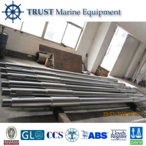 Dnv/ Rina Approved Forged Marine Seal Propeller Shaft pictures & photos