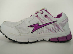 Outdoor Women White Trekking Shoes Footwear