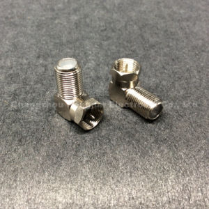 Coaxial BNC F Male to Female Rg RF F Connector pictures & photos