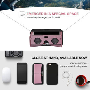New Ideas 2016 Virtual Reality Vr Case 2.0, Vr Case with Phone Cover Design pictures & photos