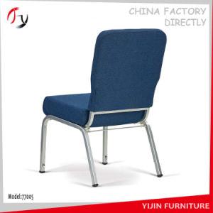 Dark Blue Stackable Convenient Connection Chair (JC-129) pictures & photos