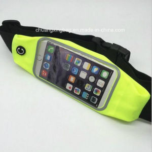 2016 Wholesale Outdoor Running Waist Bag Mobile Phone Pouch Wallet Belt pictures & photos