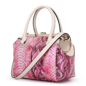 Classics Crocodile High Quality Leather Handbag Designer Hand Bag (XP1712) pictures & photos