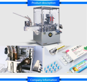 Automatic Blister Carton Machine