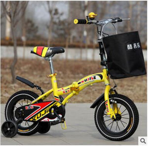 2016 New Fashion Folding Children Bike for Sale pictures & photos
