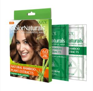 Tazol Colornaturals Hair Color Dye pictures & photos
