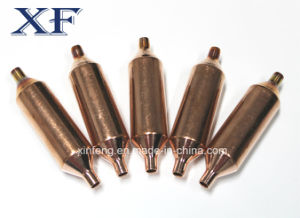 Best Price Copper Accumulator for Refrigerator Part pictures & photos