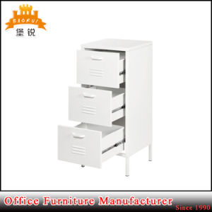 Hot Sell Home Furniture 3 Drawers Steel Cabinet pictures & photos