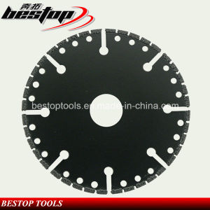 Vacuum Brazing Rescue Blade Granite Cutting Disc pictures & photos