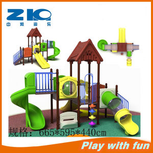 Children Playground Plastic Toy Big Slide pictures & photos