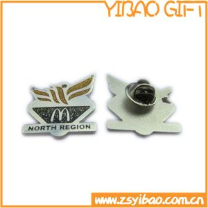 High Quality Metal Badge with Soft Enamel (YB-P-042) pictures & photos