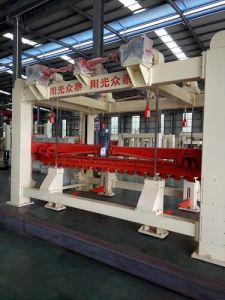 Lime Sand Gravel Automatic AAC Block Making Machine Supplier/AAC pictures & photos