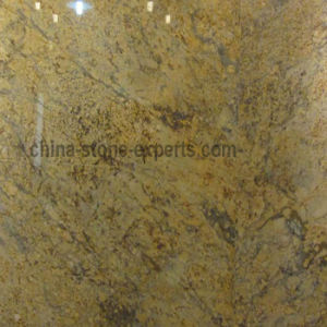 Hot Sale Chinese Diamond Like Flowers Granite Flooring Tiles (YQG-GT1005) pictures & photos