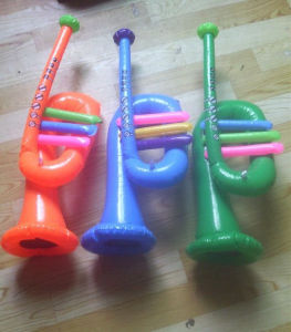 Multi- Many Multicolored Inflatable Musical Instrument pictures & photos