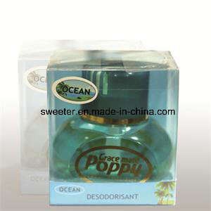 Hot New Packing Poppy Car Air Freshener with Liquid pictures & photos