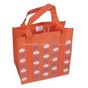 Nylon Hand Woven Shopping Bag pictures & photos