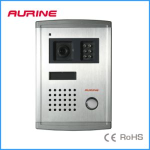 Ultra Thin Design HD Vandal Proof Door Phone Intercom