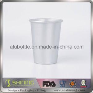 Empty Aluminum Beer Mugs Custom